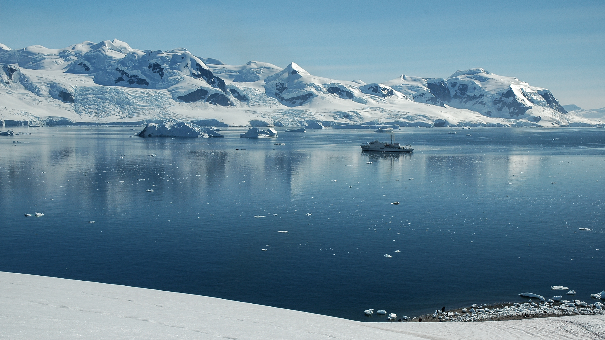 Neko Harbour, Antarctic Peninsula