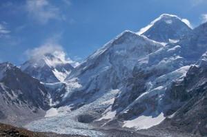 Mount Everest and the Khumbu
